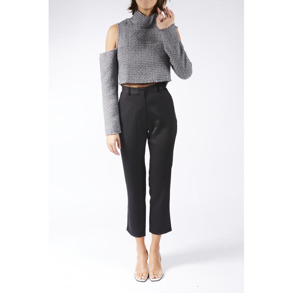 CARMEN - pantalon noir