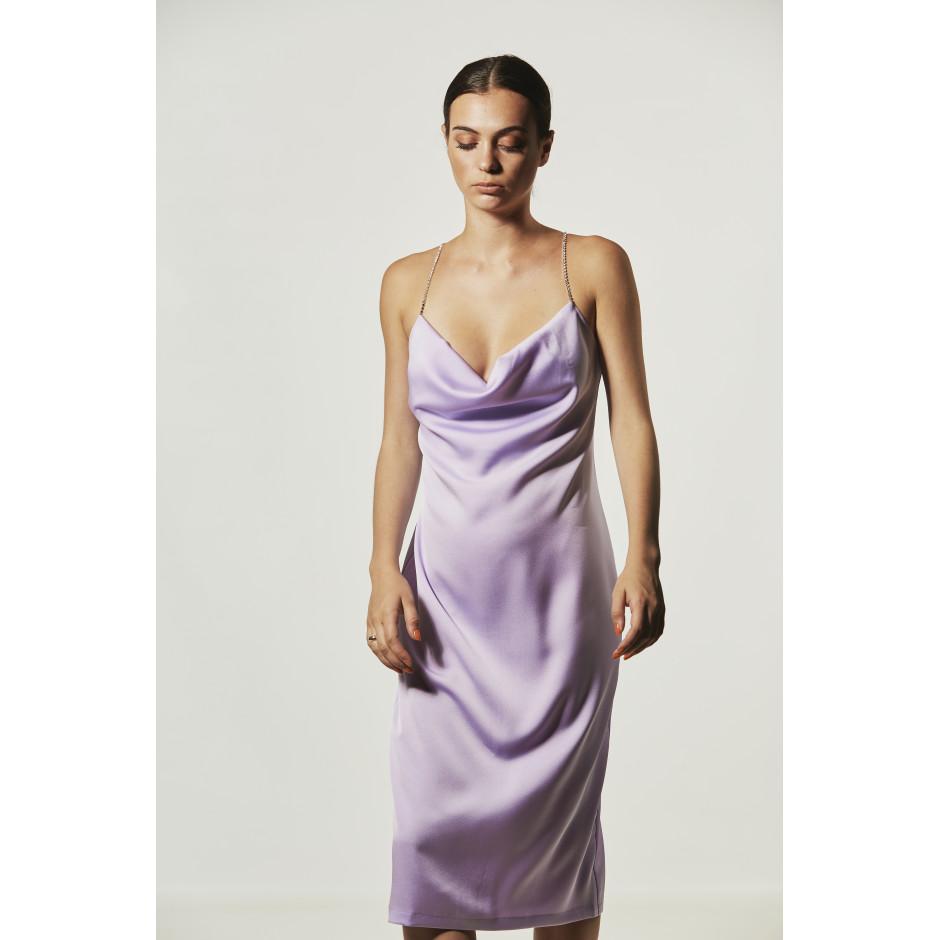 Palace - lilac dress