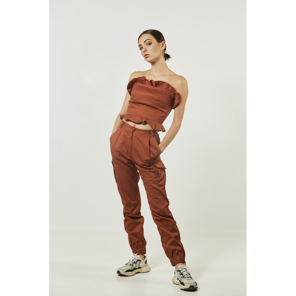 ROSA - Copper pants