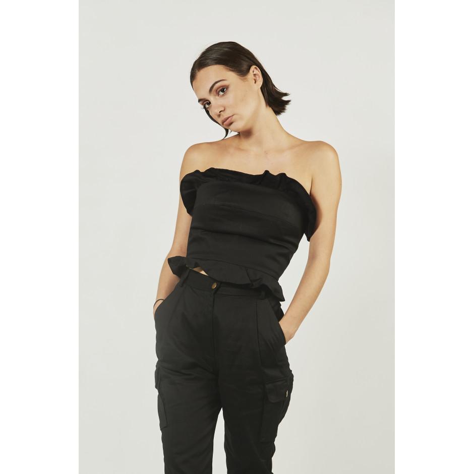 ROSA - black top