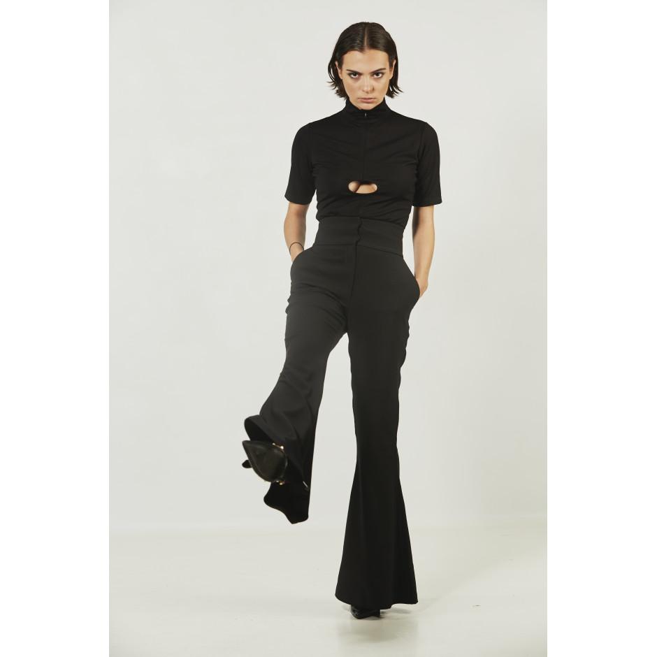 SILENCIO - pantalon noir
